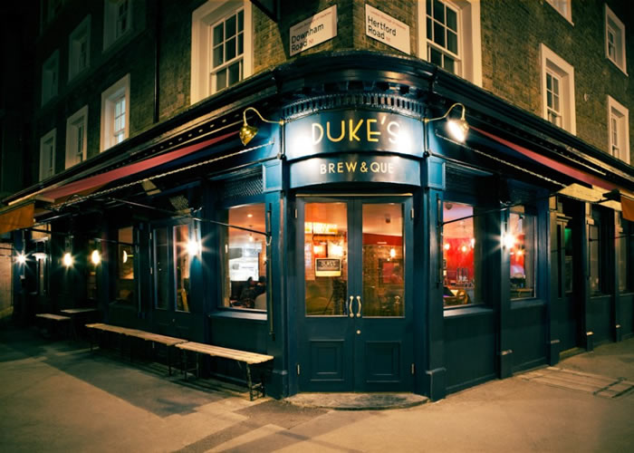 Victorian Awning® for bar and restaurant