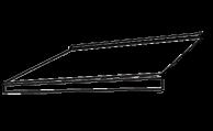 classic folding-arm line drawing