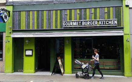 Classic Folding-Arm Awning for GBK, Bayswater