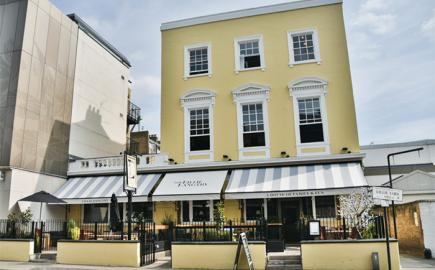Multiple Victorian Awning® for The Lillie Langtry