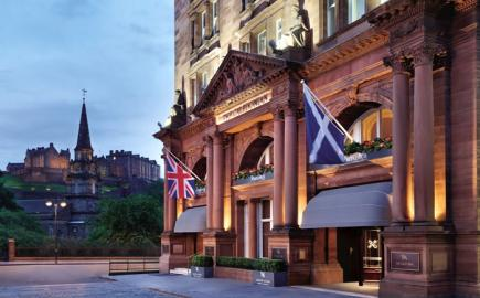 Morco Rib Dutch® for The Caledonian, Edinburgh