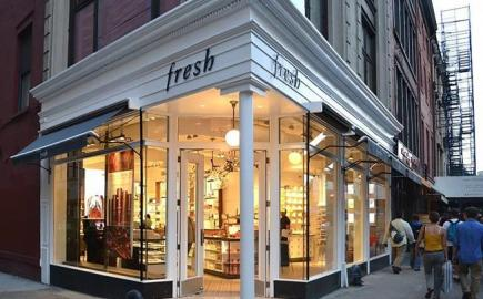 Bespoke Victorian Awnings for Fresh in Manhattan, NY